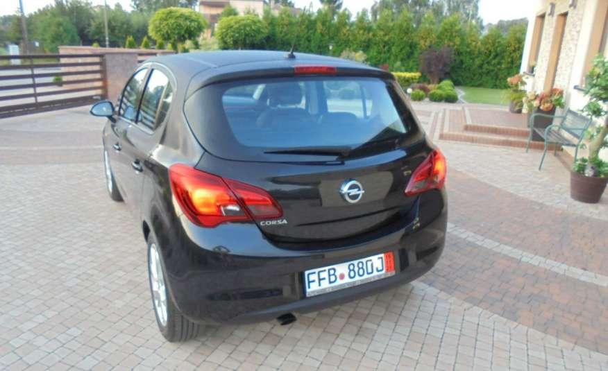 Opel Corsa Super stan , duży wyświetlacz , silnik 1.4 benzyna-opłacona , serwis zdjęcie 14
