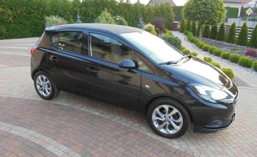 Opel Corsa Super stan , duży wyświetlacz , silnik 1.4 benzyna-opłacona , serwis zdjęcie 19