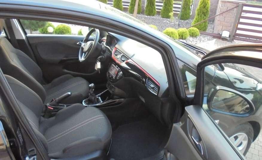 Opel Corsa Super stan , duży wyświetlacz , silnik 1.4 benzyna-opłacona , serwis zdjęcie 21