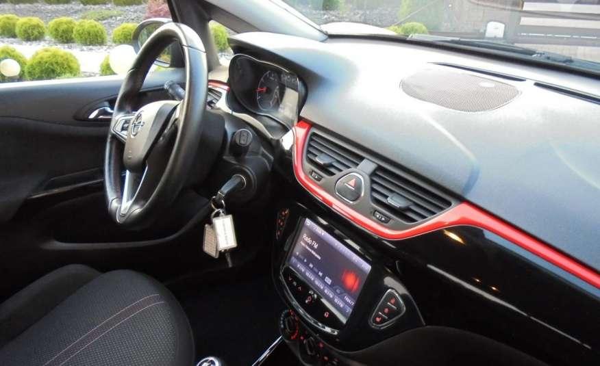Opel Corsa Super stan , duży wyświetlacz , silnik 1.4 benzyna-opłacona , serwis zdjęcie 24