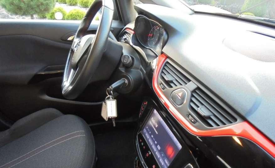 Opel Corsa Super stan , duży wyświetlacz , silnik 1.4 benzyna-opłacona , serwis zdjęcie 25
