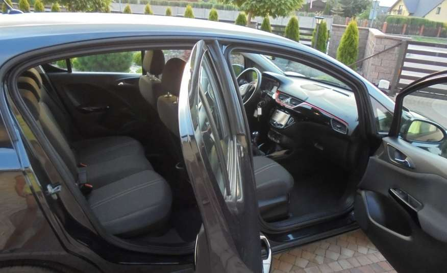 Opel Corsa Super stan , duży wyświetlacz , silnik 1.4 benzyna-opłacona , serwis zdjęcie 27