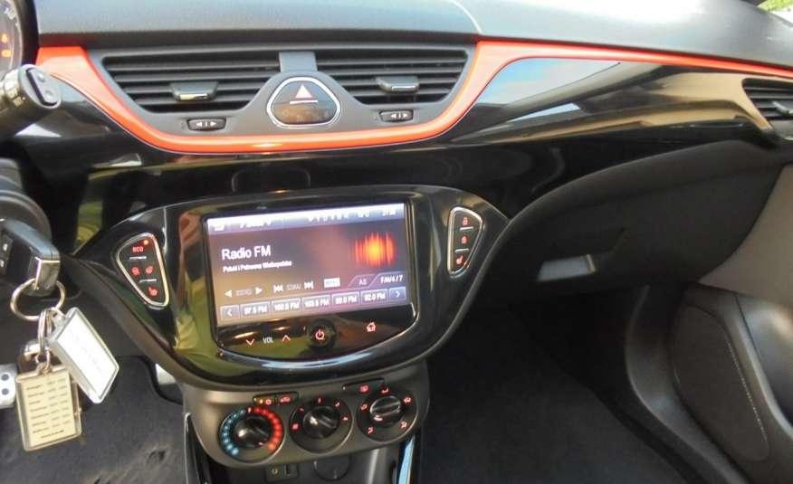Opel Corsa Super stan , duży wyświetlacz , silnik 1.4 benzyna-opłacona , serwis zdjęcie 30