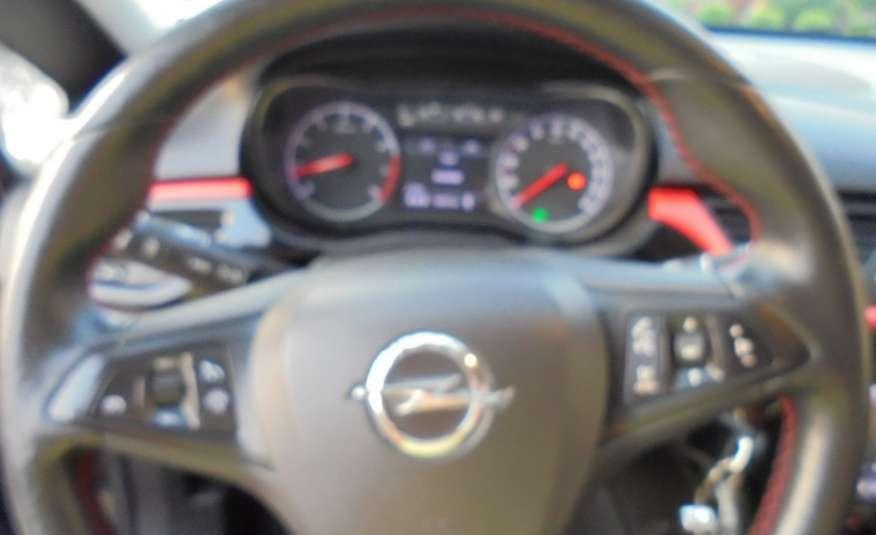 Opel Corsa Super stan , duży wyświetlacz , silnik 1.4 benzyna-opłacona , serwis zdjęcie 32