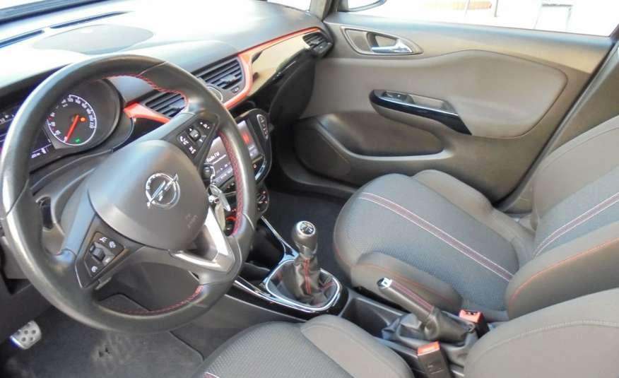 Opel Corsa Super stan , duży wyświetlacz , silnik 1.4 benzyna-opłacona , serwis zdjęcie 33