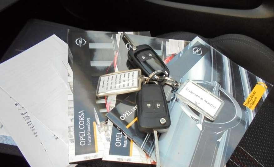 Opel Corsa Super stan , duży wyświetlacz , silnik 1.4 benzyna-opłacona , serwis zdjęcie 34