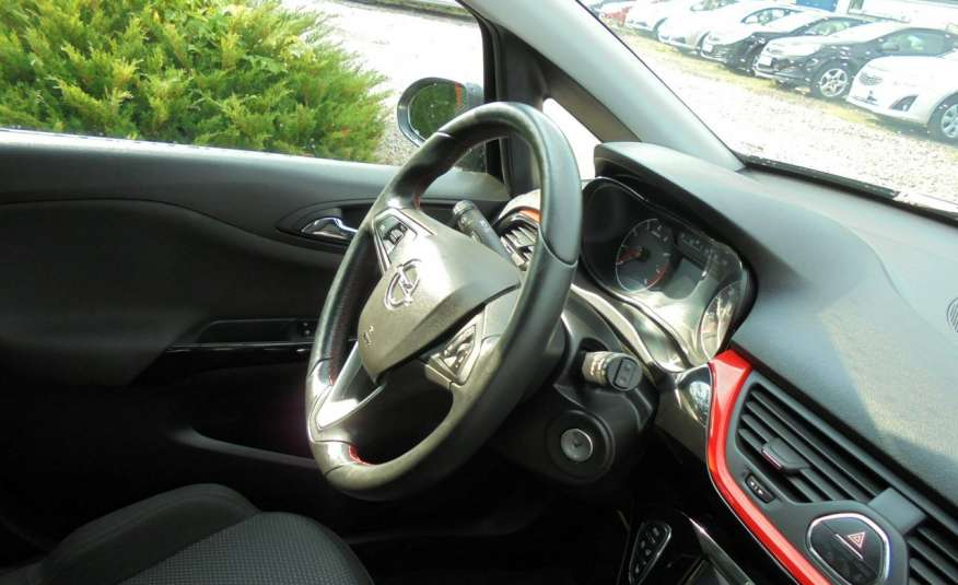 Opel Corsa Super stan , duży wyświetlacz , silnik 1.4 benzyna-opłacona , serwis zdjęcie 36
