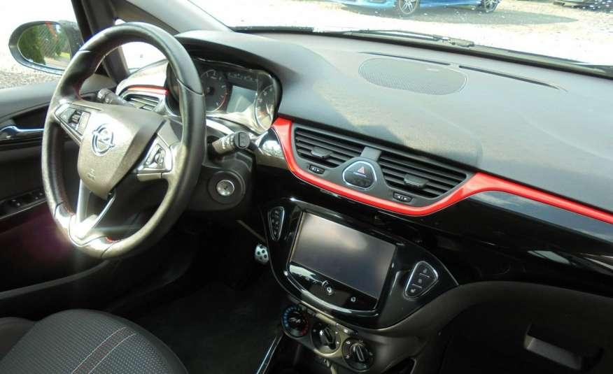 Opel Corsa Super stan , duży wyświetlacz , silnik 1.4 benzyna-opłacona , serwis zdjęcie 37