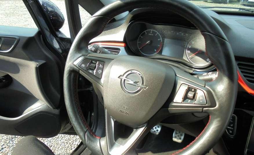 Opel Corsa Super stan , duży wyświetlacz , silnik 1.4 benzyna-opłacona , serwis zdjęcie 40