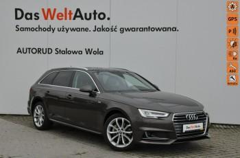 Audi A4 2.0TDI 190KM S-line Webasto Navi Gwar Dealer FV23