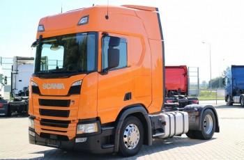 Scania R410A4X2NA PTO