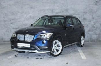 BMW X1 X1 18d xDrive , salon PL , Navi , A/T , 1 właściciel , bezwpadkowy