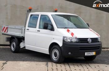 Volkswagen Transporter T5 / Klima / 2015 / Doka Brygadówka