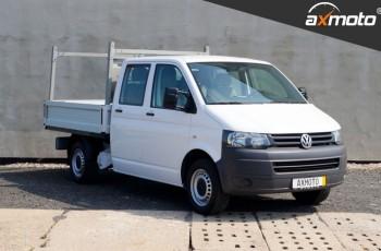 Volkswagen Transporter T5 / Klima / Doka / Brygadówka