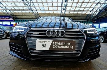 Audi A4 3Lata GWARANCJA I-wł Kraj Bezwypadkowy 2.0TFSI 252KM 4x4 QUATTRO FV23% 4x2