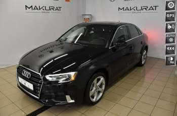 Audi A3 LED, Skóry , Quattro, Klima 2 strefy , Nawigacja , Czujniki Parkowania 4x2