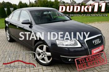 Audi A6 2.7TDI Klimatronic, Navi, Manual, Tempomat, Parktronic, GWARANCJA