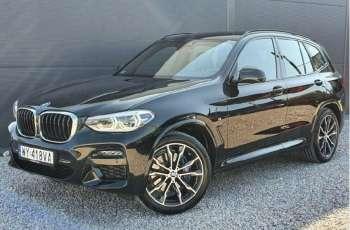 BMW X3 X3 xDrive20d(190KM)M-pakiet/BMW Live kokpit Professional/Fot-sport/LED