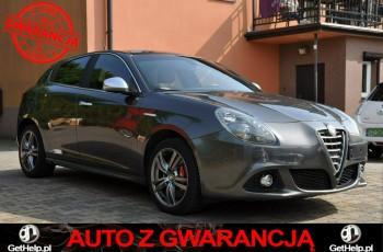 Alfa Romeo Giulietta 2.0 JTDM Nawi LED Turismo