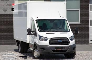 FORD Transit KONTENER 8palet + WINDA 750kg NOWY MODEL