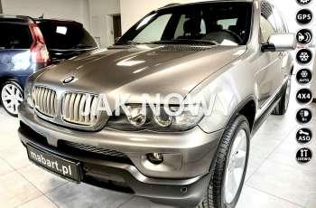 BMW X5 3.0 d 218KM SPORT PAKIET Panorama ALU Xenon Navi GPS TITAN 2 Z Niemiec