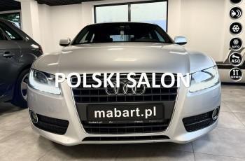 Audi A5 1.8 SPORTBACK 90.000tkm Pierwszy WŁ NAVI kolor MMI LED Tempomat ALU
