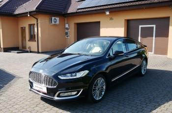 FORD Mondeo VIGNALE • 2.0 TDCi 180KM • Salon Polska • Ford