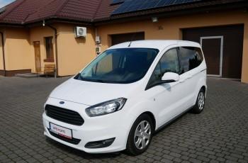 FORD Tourneo Courier 1.5 TDCi • Salon Polska • I-właściciel • Ford