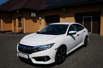 Honda Civic ELEGANCE 1.5 T i-VTEC 182KM • Salon Polska • HONDA