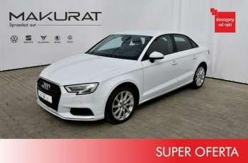 Audi A3 SalonPL, Vat23%, S-tronic, ASO, NAVI, Bi-Xenon, Czujniki park. klima 2 4x2