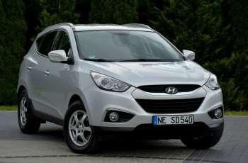 """Hyundai ix35 2.0i(163KM) 140tys.km Skóry Keyless go Parktronic I Wł Alu 16""""ASO"""