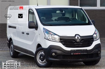 Renault Trafic CHŁODNIA 0 C Atest PZH L2H1 NOWY MODEL