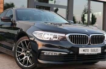 BMW 520 bmw G30 # SKÓRA # asystent park.# kamera # el.fotele #