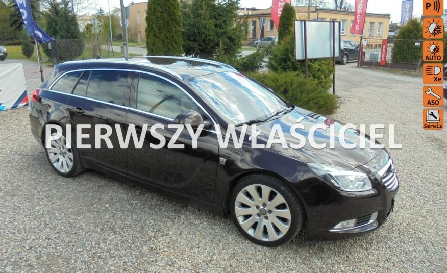 Opel Insignia Zarejestrowana , auto , Opc Line , zobacz zdjęcia oraz opis zdjęcie 1
