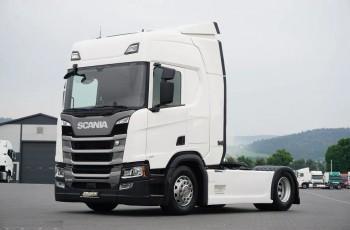 Scania / R 450 / ACC / EURO 6 / RETARDER / MAŁY PRZEBIEG