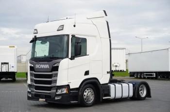 Scania / R 450 / ACC / EURO 6 / RETARDER / MEGA / LOW DECK