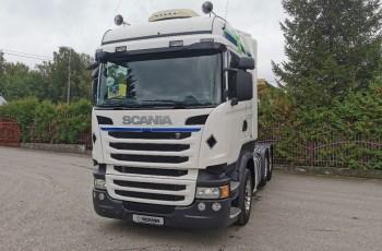 Scania R450 6X2/4MNB PUSHER