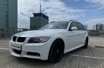 BMW 320 2.0d Manual 6biegów M-pakiet PDC Klima Ksenony