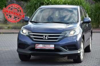Honda CR-V 2.0i-VTEC 155KM Automat 2014r. AWD 4x4 Kamera LED NAVi