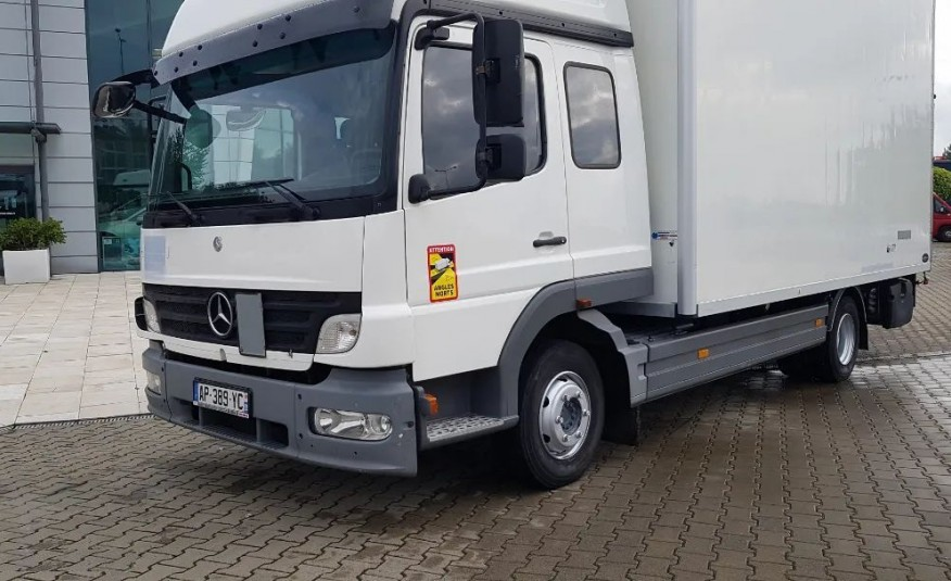 Mercedes ATEGO zdjęcie 3