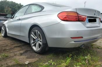 BMW 420 420 Pakiet Sport Coupe 184 km