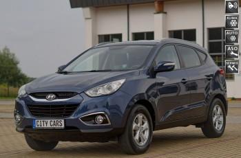 Hyundai ix35 2.0 Benzyna 163 KM Klimatronik, Koła Zimowe