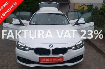 BMW 318 2.0D Advantage / I-właściciel /Serwis ASO / Bezwypadkowy / Navi/ Ledy