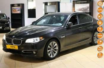 BMW 525 525d xDrive, Luxury Line, Gwarancja x 5, salon PL, fv VAT 23