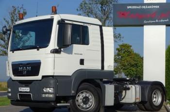 MAN TGS 18.400 / HYDRAULIKA /NISKA KABINA / RETARDER / AUTOMAT / / WAGA: 7000 kg /