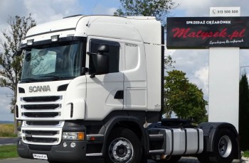 Scania R 480 / RETARDER / MANUAL / PDE ADBLUE /