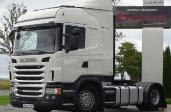 Scania G 440 / PDE ADBLUE / RETARDER / HYDRAULIKA / MANUAL / /