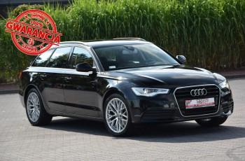 Audi A6 2.0TDi 177KM Automat 2014r. 4xKlima Navi LED BiXenon Skóra