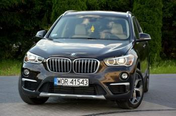 BMW X1 2.0i(192KM) Salon Polska 24tys km przebiegu Fv23%Full Opcja