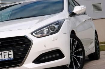 Hyundai i40 LIFT / Bezwypadkowy / Super stan i wyposażenie / Salon PL / FV 23%